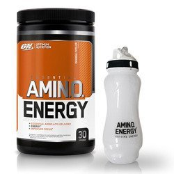 Amino Energy - 270g + Water Bottle Ice Core - 650ml
