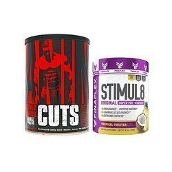 Animal Cuts - 42pack + Stimul8 - 240g
