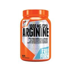 Arginine Free Form 1000mg - 90caps
