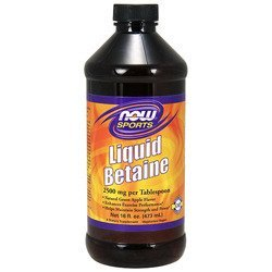 Betaine Liquid 2500mg - 473ml