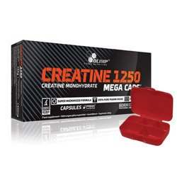 CREATINE MC 300caps + Pillbox