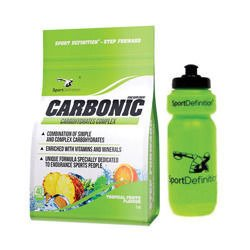 Carbonic - 1000g + Bidon - 650ml