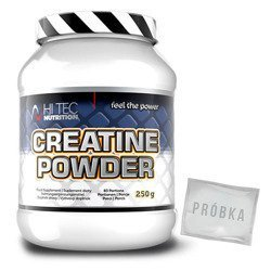 Creatine Powder 250g + Losowa Próbka