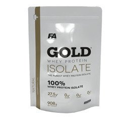 Gold Whey Protein Isolate - 908g - Black Friday