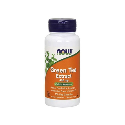 Green Tea Extract 400mg - 100vegcaps