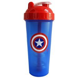 Hero Shaker - Marvel - 800ml - Captain America