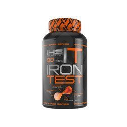 Iron Test Standard - 90tabs