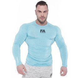 Longsleeve Compression Light - Blue