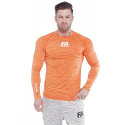 Longsleeve Compression Light - Orange