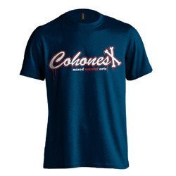 MMA ROCKS - T-Shirt - Cohones