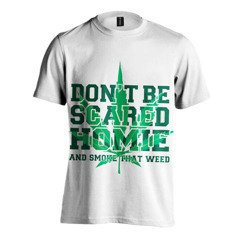 MMA ROCKS - T-Shirt - Don't Be Scared - Promocja