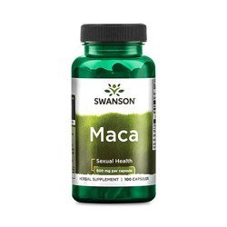 Maca 500mg - 100caps