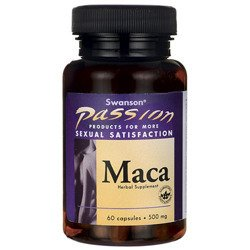 Maca Extract 500mg - 60caps