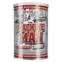 Machine Man Combo - 240tabs