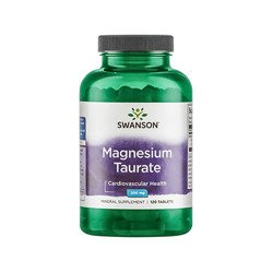 Magnesium Taurate 100mg - 120tabs