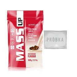 Mass Up - 3500g + Losowa Próbka Produktu