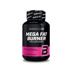 Mega Fat Burner - 90caps.