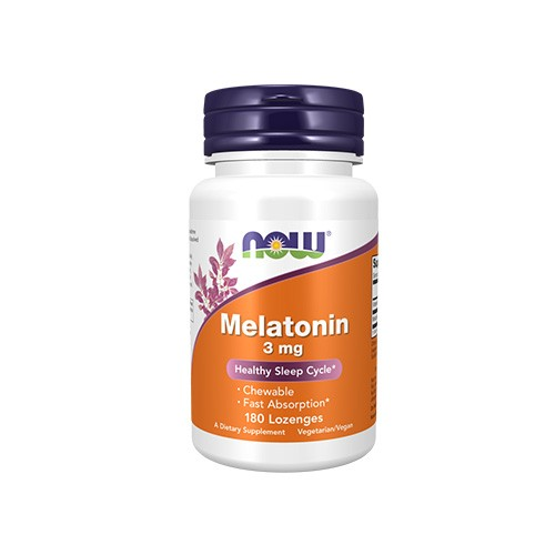Melatonin 3mg - 180 lozenges