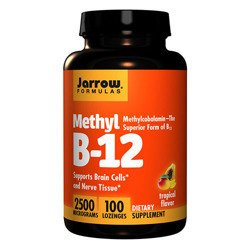 Methyl B12 2500mcg - 100 lozenges