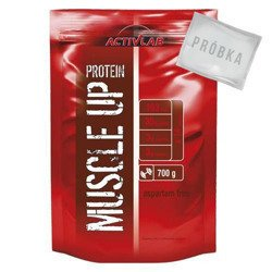 Muscle Up Protein - 700g + Losowa Próbka
