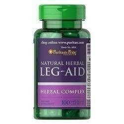 Natural Herbal Leg-Aid - 100caps