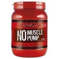 No Muscle Pump - 750g