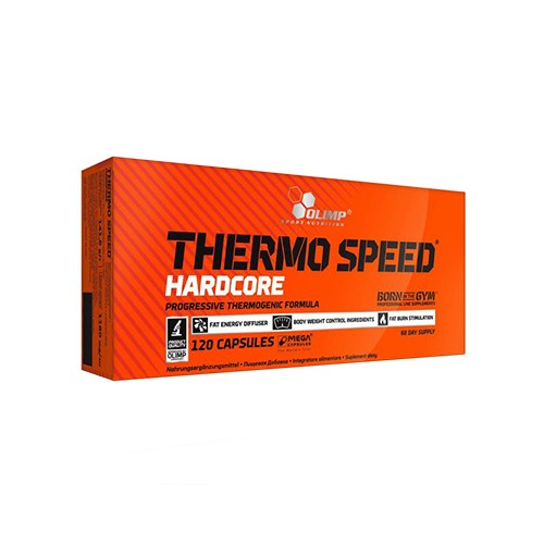 OLIMP Thermo Speed Hardcore - 120kaps (4x30kaps)