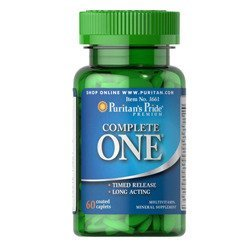 One MultiVitamins Timed Release - 60caplets.