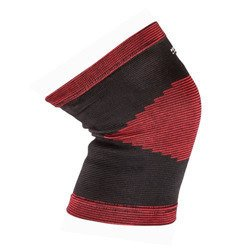 Opaska Na Kolano - Knee Support Black/Red