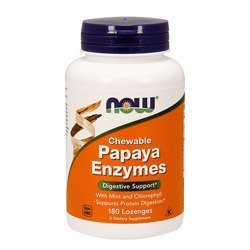 Papaya Enzyme Chewable - 180lozenges