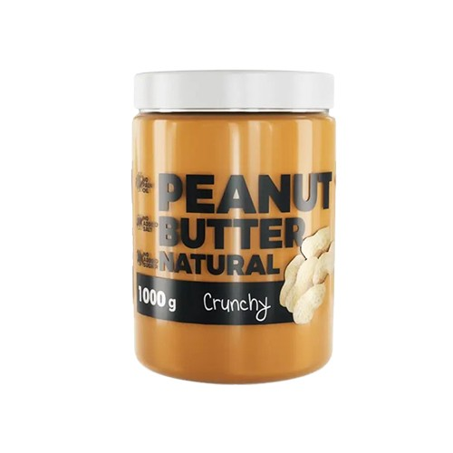 Peanut Butter Natural - 1000g