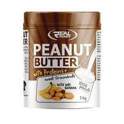 Peanut Butter with Proteins - 1000g