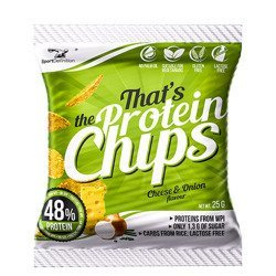Protein Chips - 25g - Cheese & Onion