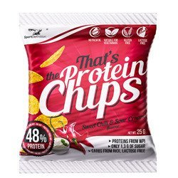 Protein Chips - 25g - Sweet Chili & Sour Cream