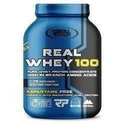 Real Whey - 2250g - Promocja