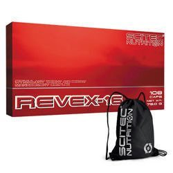 Revex 16 - 108caps + Gym Sack (worek) Black GRATIS