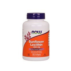 Sunflower Lecithin 1200mg - 100softgels