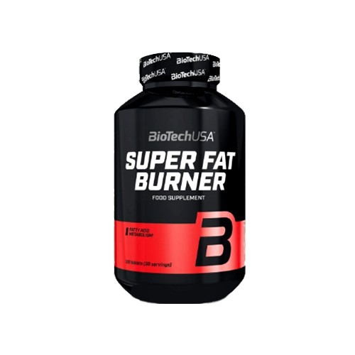 Super Fat Burner - 120tabs