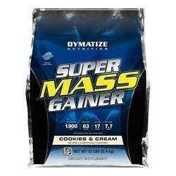 Super Mass Gainer - 5443g