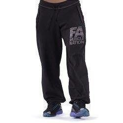Sweatpants - Drawcord Washed - Black