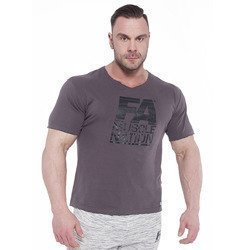 T-Shirt - Basic Washed - Grey