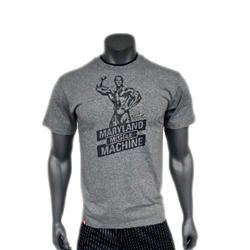 T-Shirt - Double Neck - Light Header Grey (02)