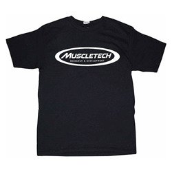 T-Shirt - MuscleTech - Black