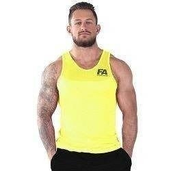 Tanktop Man's - Basic - Yellow