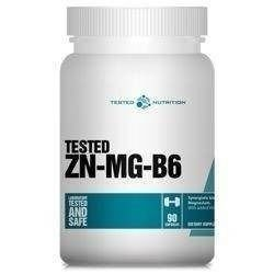 Tested ZMA ( Zn-Mg-B6 ) - 90caps