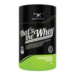 Thats The Whey 100% Goat and Sheep - 600g - Promocja
