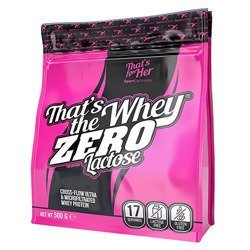 Thats The Whey - Zero Lactose (for Her) - 500g