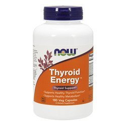Thyroid Energy - 180vegcaps