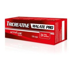 Tri Creatine Malate Pro - 120caps