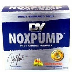 Ultimate Nox Pump DMAA Free - 30sasz
